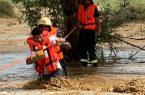 تقلبات جوية وهطول امطار متفرقة على محافظات جازان وانقاذ محتجزين