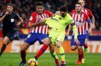 أتلتيكو مدريد يتلقى خبراً سعيداً قبل موقعة برشلونة الأحد المقبل