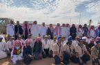 أنطلاق فعاليات التشجير في محافظة رنية