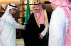 أمير منطقة الباحة يتسلم تقريرا مفصلا عن طرق المنطقة