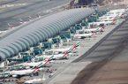 بعد توقفه لسوء الطقس..عودة الحركة لمطار دبي الدولي