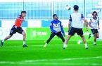 الهلال يستضيف العدالة في مباراة مؤجلة لدوري كأس الأمير محمد بن سلمان
