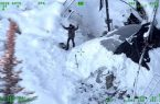 رجل ينجو من الموت بعد اختفائه فى جبال ألاسكا الجليدية 3 أسابيع