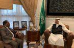 وزير الحج والعمرة يستقبل سفير المالديف لدى المملكة