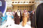 نائب أمير الرياض يفتتح أسبوع المهنة بجامعة الملك سعود