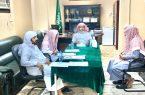 إدارة المساجد بصامطة تعقد لجنتها الفرعية