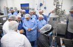 وزير التموين المصري يتفقد مصنع بورسعيد ستار لإنتاج الأسماك