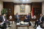 وزير السياحة المصري يلتقى رئيس إتحاد منظمي الرحلات الأمريكية  USTOA