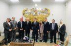جمارك مصر وبيلاروسيا تعقدان إجتماعاً لبحث أولويات وآفاق التعاون المشترك