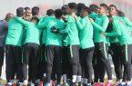 الأخضر في مواجهة فلسطين اليوم  في افتتاح بطولة كأس العرب تحت 19 عاما