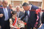 """في مصر ..محافظ الدقهلية يفتتح مدرستي """"شاوه الإبتدائية _طه حسين الثانوية"""""""