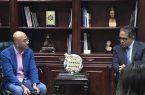 في مصر ..وزير السياحة و الآثار يستقبل رئيس شركة سامسونج لتعزيز سبل التعاون
