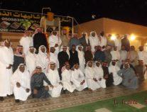 الملتقى الأول يجمع المتقاعدين من مدرسة المشاة بزملائهم في الجبيل