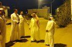 جولة ميدانية لرئيس وأعضاء المجلس البلدي بمحافظة أبو عريش