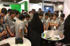 """11000 طالب وطالبة تفاعلوا مع مبتكرات جناح التعليم """"السلامة أولاً """""""