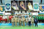 استمرار فعاليات بطولة دوري القوات الجوية للألعاب الرياضية ( ١٧ ) بتبوك
