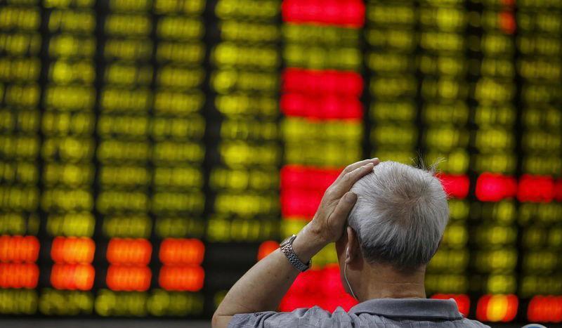 """تراجعات حادة في الأسهم الآسيوية بسبب """"كورونا"""