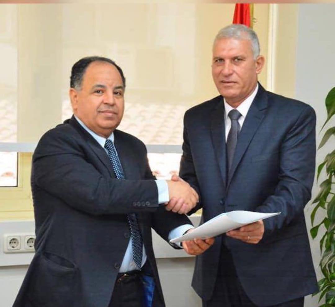 مصر : وزير المالية يتابع الإجراءات الوقائية والاحترازية بالمنافذ الجمركية