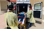 الهلال الأحمر يُنفذ فرضية نقل حالة مصاب كورونا الجديد بجدة