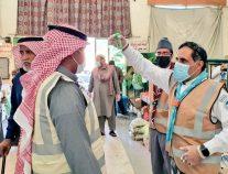 جمعية الكشافة السعودية تساند الجهات ذات العلاقة لمواجهة كورونا