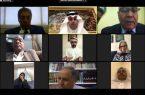 البرلمان العربي يثمّن جهود خادم الحرمين الشريفين في مواجهة جائحة كورونا وتداعياتها