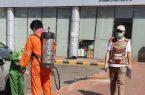 """جمعية البيئة بالمدينة المنورة تُنفذ حملة توعوية """"بإخطار رمي القفازات بعد استخدامها"""""""