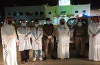 مكتب عمل النعيرية يتابع بلاغات لتكدس عمالة مشتبه فيهم