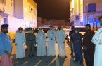 مكتب عمل النعيرية يتابع بلاغات لتكدس عمالة في مقرات سكنهم