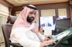 نائب أمير جازان يُدشن مبادرة غرفة جازان بالشراكة مع عيادات الأعمال