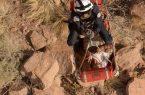 طيران الأمن ينقذ مواطنًا سبعينيًّا تعرض لإصابة بالظهر أعلى قمة جبل بالمدينة