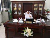 """"""" المالكي """" مديراً لوحدة تطوير المدارس بنين بمحافظة الطائف"""