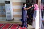 مستشفى احد المسارحة العام يقوم بمبادرة للتوعية بفيروس كورونا  بمساجد المحافظة