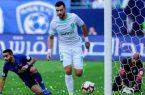 """الفتوة السوري يشكر """"السومة"""" لاعب نادي الأهلي السعودي"""