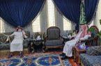 """""""القحطاني"""" في زيارة إلى مقر أمانة منطقة الباحة"""