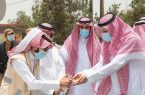 الأمير حسام بن سعود : الباحة مقبلة على نقلة نوعية كبيرة وعلى الإعلاميين أن يكونوا سفراء لمناطقهم