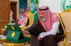 الأمير حسام بن سعود يفتتح 8 مخططات سكنية بمنطقة الباحة