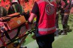 حالتي وفاة و7 إصابات في حادث إنهيار منزل شعبي بمنطقة الرياض