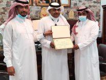 """رئيس بلدية بيش يكريم """"النعمي"""""""
