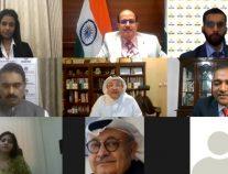 السعودية والهند تبحثان فرص التعاون وتنمية العلاقات التجارية
