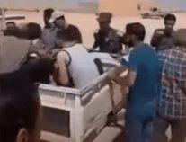 ليبيا : العثور على مهاجرين مصريين مقيدين بالسلاسل شرق البلاد