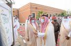 أمير منطقة جازان يُدشن مشروعات تنموية بمحافظة بيش