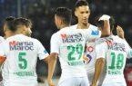 الرجاء يتوج بلقب الدوري المغربي للمرة ال 12 في تاريخه