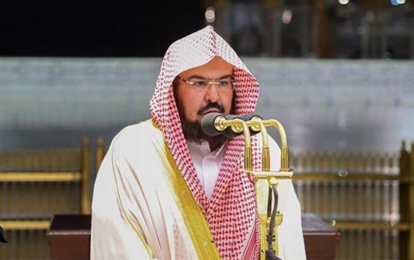 الرئيس العام يؤم المصلين بالمسجد النبوي في صلاة العشاء غداً السبت