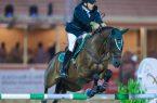 الأمير عبدالله بن فهد يتوج الفائزين بمنافسات كأس اللجنة الاولمبية العربية السعودية للفروسية