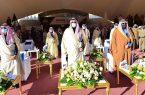 الأمير عبدالعزيز بن سعد يرعى حفل انطلاق رالي باها حائل الدولي ٢٠٢٠