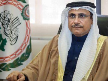 رئيس البرلمان العربي يُدين التفجيرات الإرهابية في بغداد