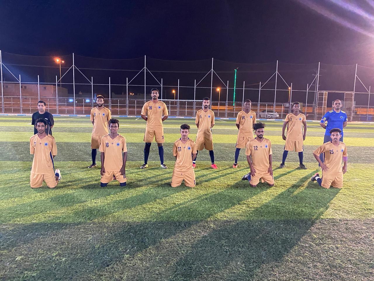 فريق الدريعية يتأهل للتصفيات النهائية لكأس رابطة الأحياء على مستوى منطقة جازان