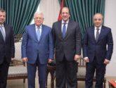 رئيس المخابرات المصرية يزور رام الله
