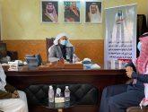 """""""العاص"""" يتابع تنفيذ حملة (الخوارج شرار الخلق) بهيئة محافظة بني حسن"""