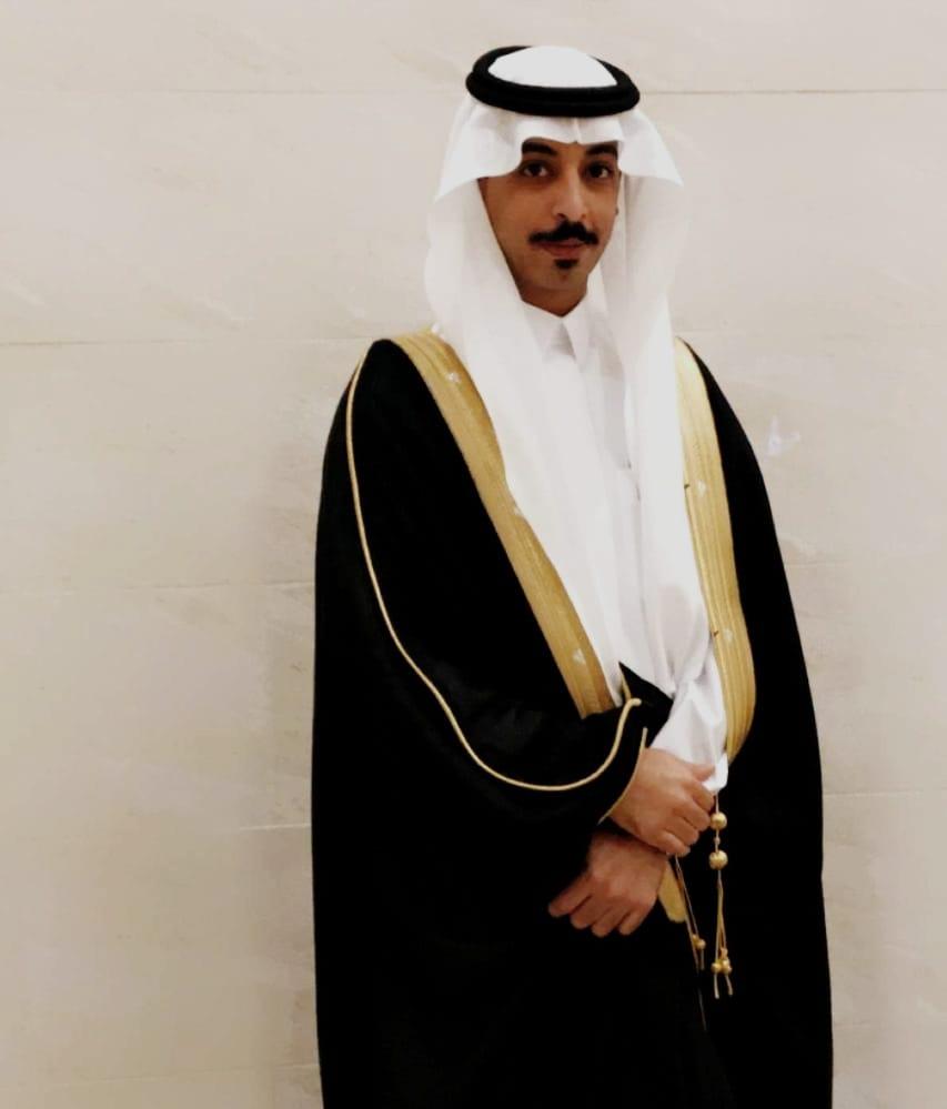 """""""أبو طالب"""" يحتفل بليلة زواجه"""